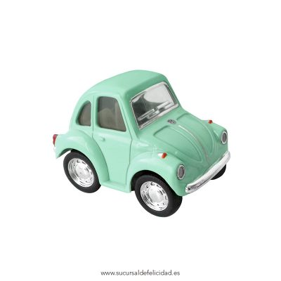 Mini Coche Juguete Little Beetle Classical Mint
