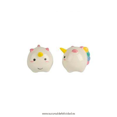 Salero Pimentero Unicornios