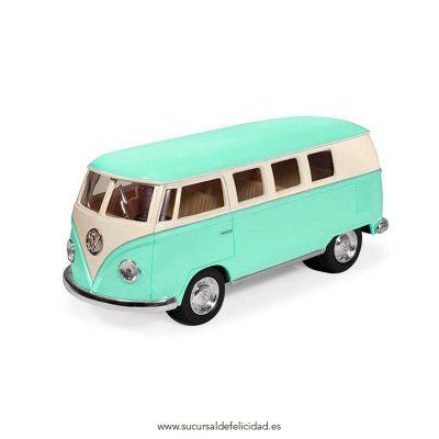 Furgoneta Volskwagen Hippie Menta