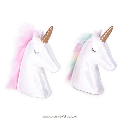 Hucha Unicornio Pelazo