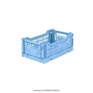 Caja Lillemor Mini Azul