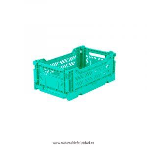 Caja Lillemor Pequeña Mint