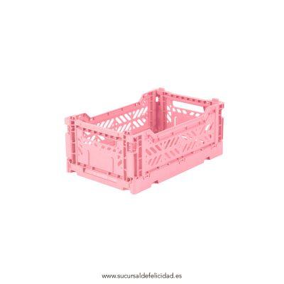 Caja Lillemor Pequeña Rosa