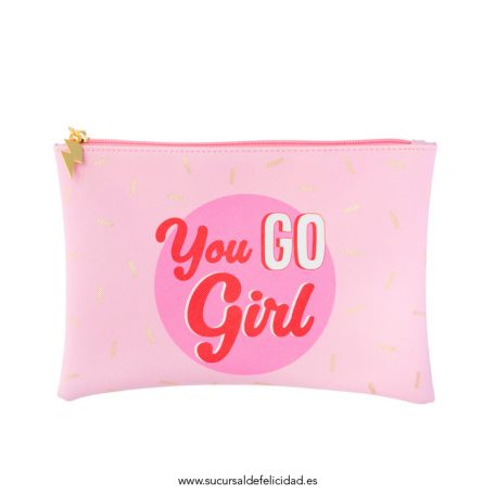 Estuche Girl Power