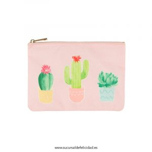 Estuche Cactus