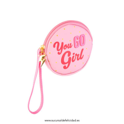 Monedero Girl Power