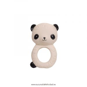 Mordedor Natural Panda Little Lovely
