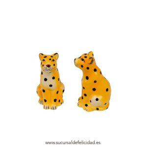 Salero Pimentero Leopardo