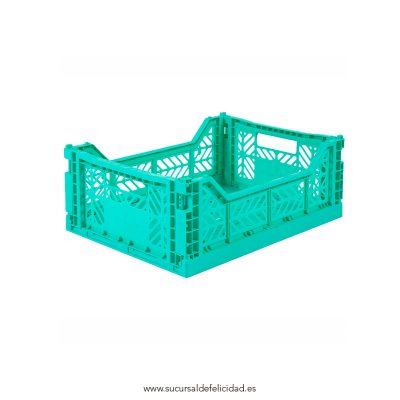 Caja Lillemor Mediana Mint