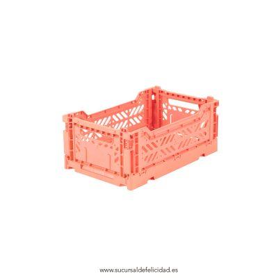 Caja Lillemor Pequeña Coral