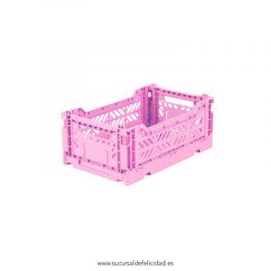 Caja Lillemor Pequeña Lila
