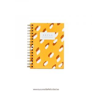 Cuaderno Leopardo Tapa Dura A5