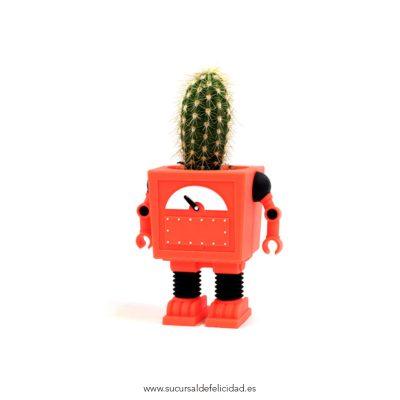 Maceta Robot