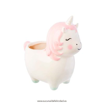 Maceta Unicornio