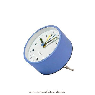 Despertador Reloj Mesa Azul