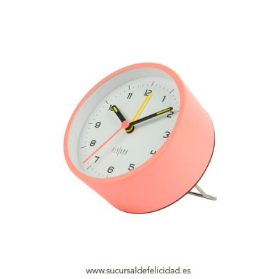 Despertador Reloj Mesa Coral