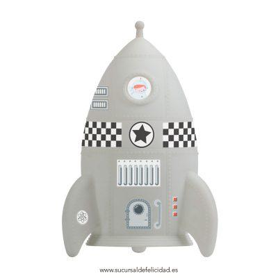 Lámpara Infantil Cohete