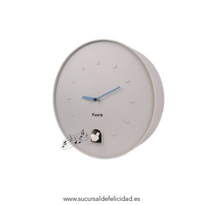 Reloj Pared Cuckoo Redondo