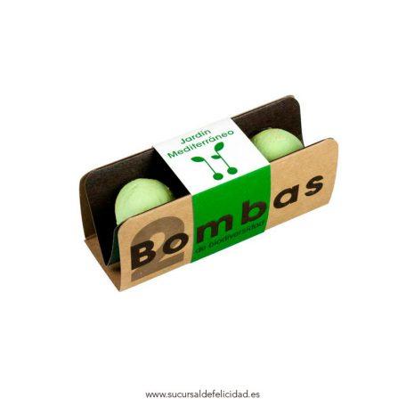 Pack 2 Bombas Biodiversidad