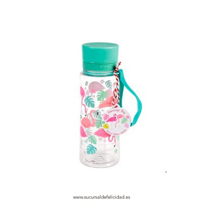 Botella Flamencos 600ml