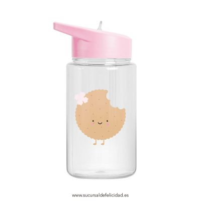 Botella Infantil Cookie
