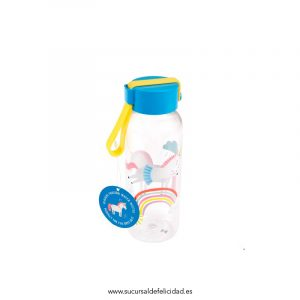 Botella Infantil Unicornio Mágico