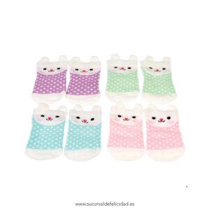 Calcetines Bebé Conejitos