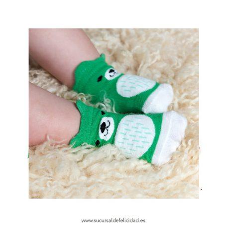 Calcetines Bebé Ositos