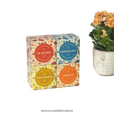 Díselo con flores - Kit Autocultivo