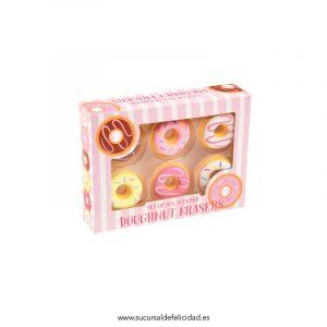 Gomas de Borrar Donuts