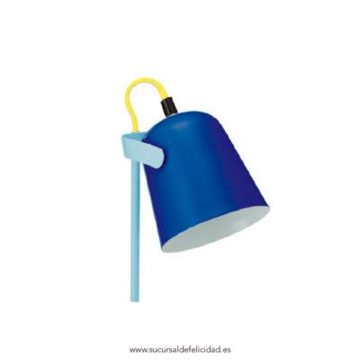 Lámpara Wow - Azul Claro