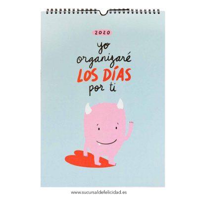 Calendario pared 2020 de Lyona