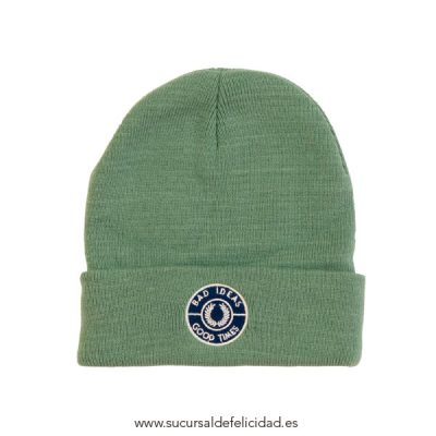 Gorro Verde Bad Ideas
