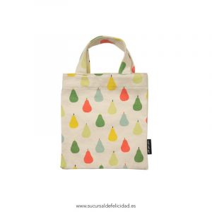 Mini Tote Bag Peras
