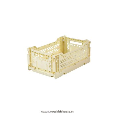 Caja Lillemor Plegable Mini Cream