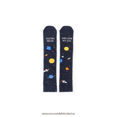 Calcetines Mágicos para llegar muy lejos Solar Sistem