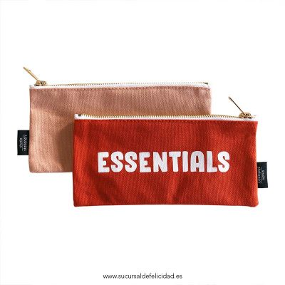 Estuche Essentials