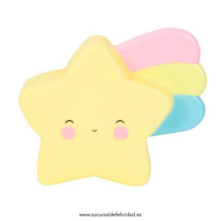 Hucha Estrella Arcoíris