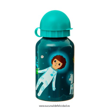 Botella Infantil Astronautas