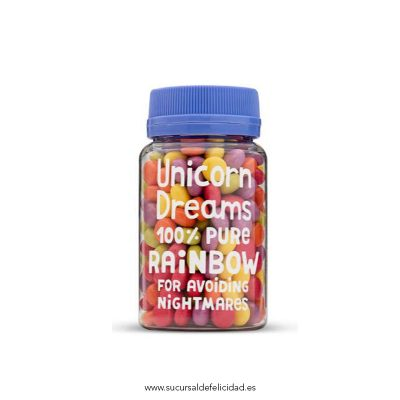 Pastillas Mágicas Masticables: Unicorn Dreams