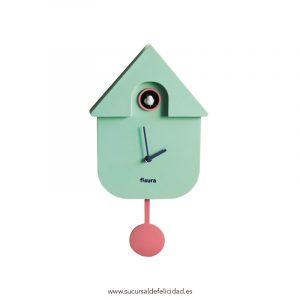 Reloj Pared Cuckoo Mint