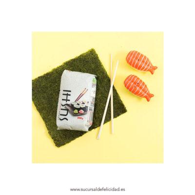 Salero Pimentero Sushi