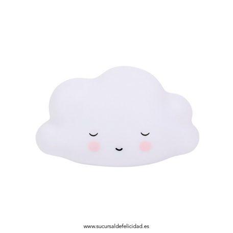 Luz Quitamiedos Nube Little Lovely