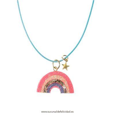 Collar Infantil Arcoíris