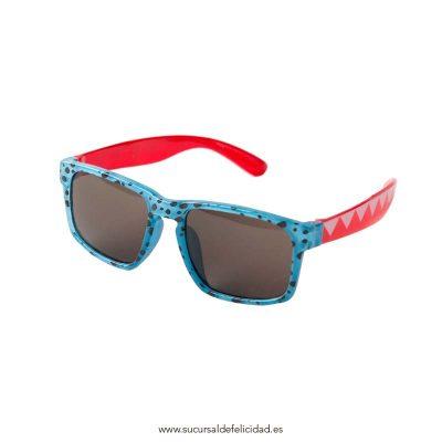 Gafas de Sol Infantiles Cheetah Azul