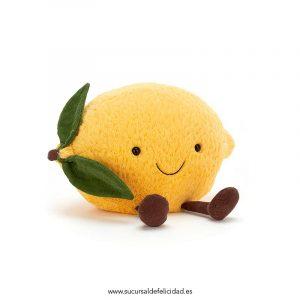 Peluche Limón