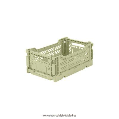 Caja Lillemor Plegable Mini Lima Suave