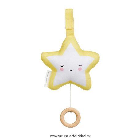 Móvil Musical Estrella