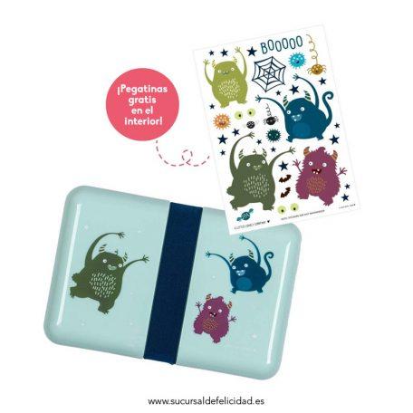 Lunch Box Monstruos