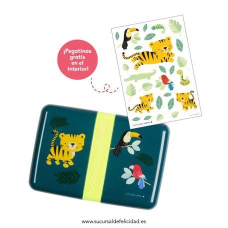 Lunch Box Tigre